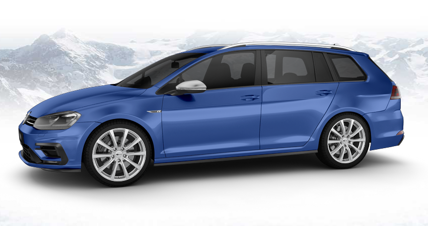 vw golf r komplettr der alufelgen mit winterreifen. Black Bedroom Furniture Sets. Home Design Ideas